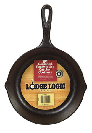Lodge Logic 8 in. W Cast Iron Skillet