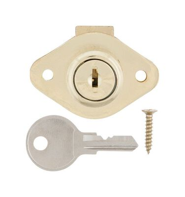 Ace Drawer Lock Keyed Alike 2 in.
