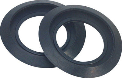 Sigma Replacement Gasket Black 3/8 in. L 2 pk