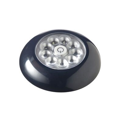 Fulcrum LIGHT IT LED Battery-Operated Puck Light Black