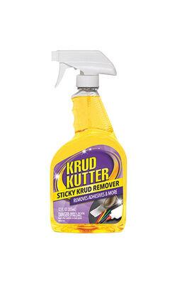 Krud Kutter Sticky Krud Remover Adhesive Remover 12 oz. Liquid