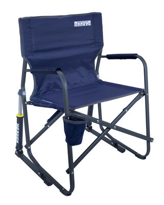 Outdoor Freestyle Rocker - Indigo Blue
