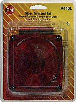 Peterson Combination Light Mounting Stop and Tail Light Combination