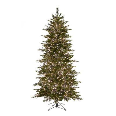 Holiday Bright Lights National Lampoon's 7 ft. Warm White Prelit LED Artificial Tree 3080 light