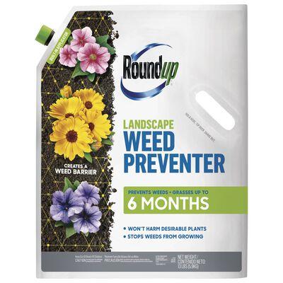 Roundup Landscape Weed Preventer Granular 13 lb.