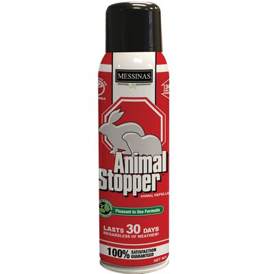 Messinas Animal Stopper For Rabbits Animal Repellent Canister 15 oz. 1 pk