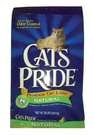 Cat's Pride Odor Control Cat Litter No Scent 20 lb.