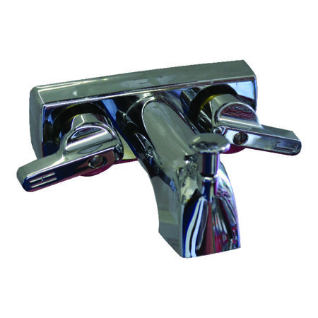US Hardware RV Tub and Shower Faucet 2 pk