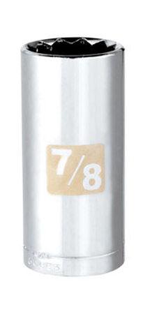 Craftsman 7/8 Alloy Steel 3/8 in. Drive in. drive Deep Socket
