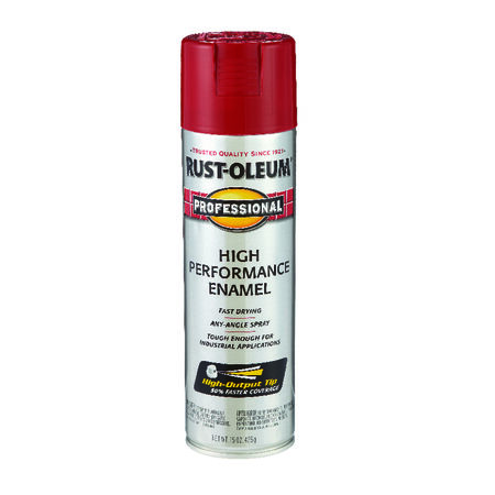 Rust-Oleum Professional Regal Red Spray Paint 15 oz.