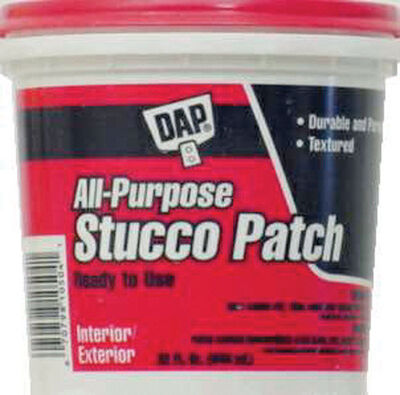 Dap 1 qt. Stucco Patch