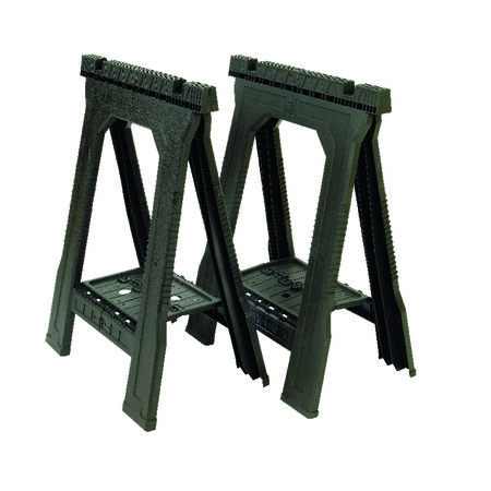 2 pk Junior Folding Sawhorse