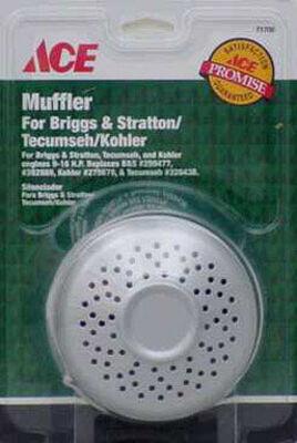 Ace Muffler For 8-16 HP B&S Tecumseh & Kohler Engines 8-16 HP B&S