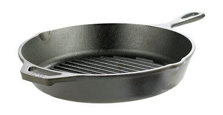 Lodge Cast Iron Fry Pan Black