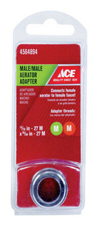 ACE Male Aerator 15/16in. - 27M x 55/64 in.-27M Chrome