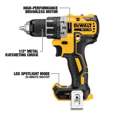 Dewalt Combo tool 4 PC 20V