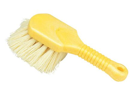Rubbermaid Short Handle Scrub Brush Resin
