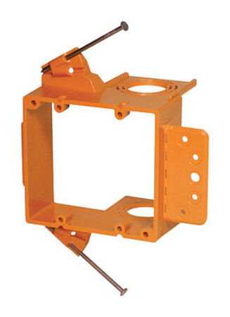 Carlon 3.8 ft. L Low Voltage Mounting Bracket 1