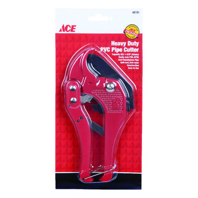 Ace 1-5/8 in. Dia. PVC Pipe Cutter