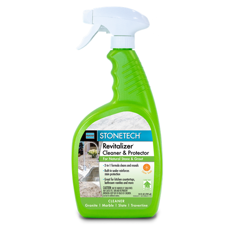 Stonetech Revitalizer 24oz Spray bottle citrus