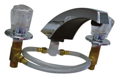 US Hardware RV Garden Tub Faucet 1 pk