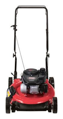 Craftsman 550e Series Engine 21 in. 140 cc Push Lawnmower Mulching Capability