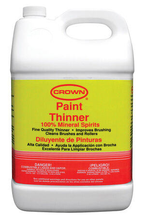 Crown Paint Thinner 2.5 gal.