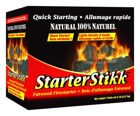 Pine Mountain Starter Stikk Wood Fire Starter 5 lb.