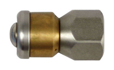 Forney 5.5 4000 psi Sewer Nozzle