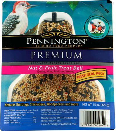 Bell Fruit & Nut