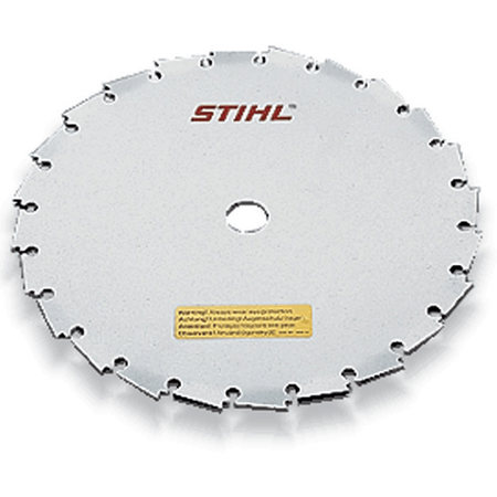 Trimmer head Circular saw blade 200mm FS80 - Chisel Tooth