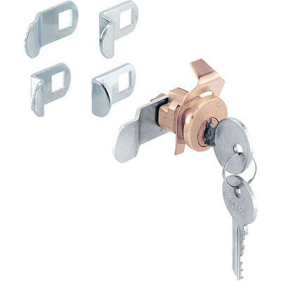 Prime-Le Brass Steel Mailbox Lock