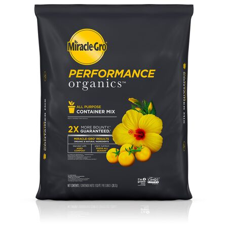 Miracle-Gro Performance Organics Organic Container Mix 1 cu. ft.