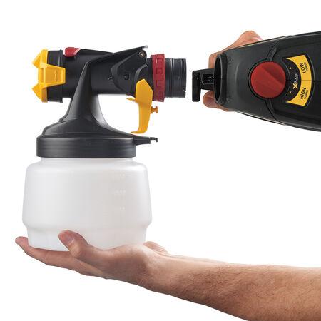 Wagner Spray Tech Flexio 570 6 psi Plastic HVLP Paint Sprayer