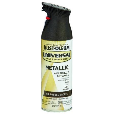 Rust-Oleum Universal Oil Rubbed Bronze Metallic Spray Paint 11 oz.