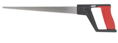 Ace Compass Saw 12 in. L Plastic Handle