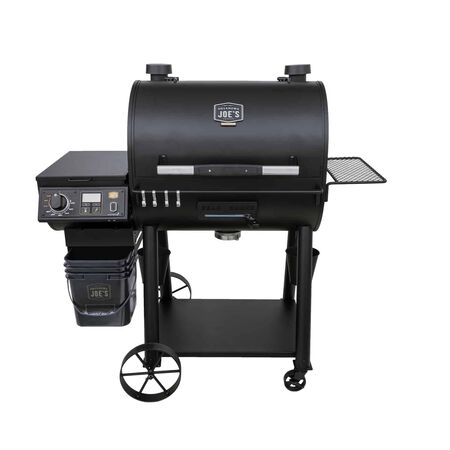 Oklahoma Joe's Wood Pellet Smoker Black