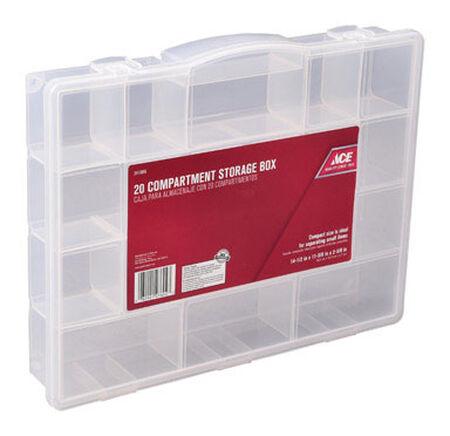 Ace Storage Organizer 2-11/16 in. H x 14-1/2 in. W x 11-5/8 in. L Clear