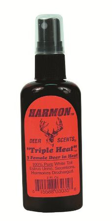 Harmon Triple Heat Buck Lure