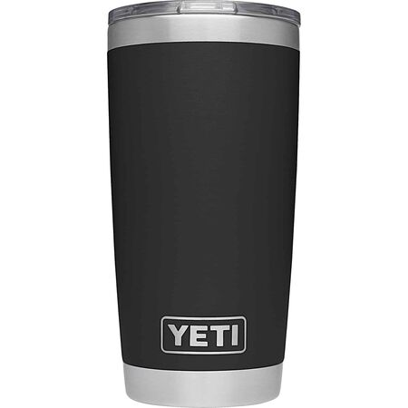 YETI Rambler 20 oz. Tumbler with MagSlider Lid Black