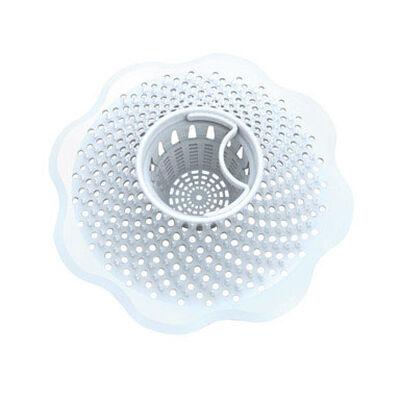 Danco Drain Cover Plastic White