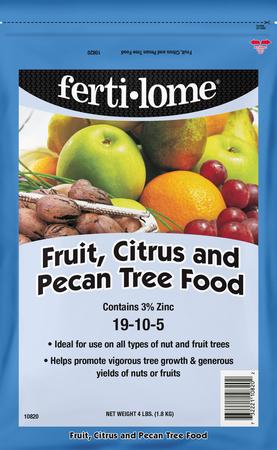 FL Fruit/Citrus/Pecan Tree Food 4lb