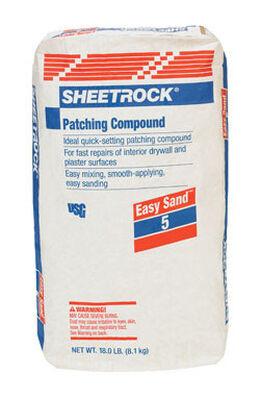 Sheetrock Light Weight Joint Compound 18 lb. Sand 5 min