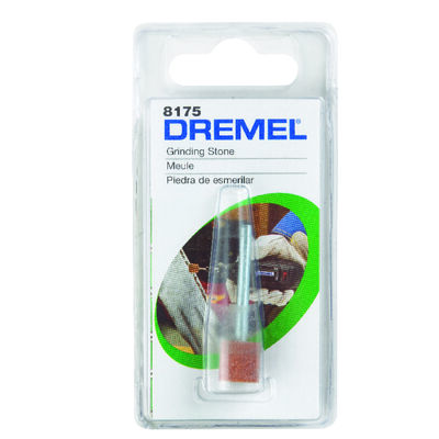 Dremel 3/8 in. Dia. Aluminum Oxide Grinding Stone