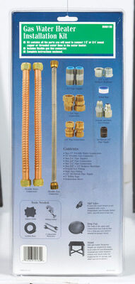 Reliance Water Heater Installation Kit