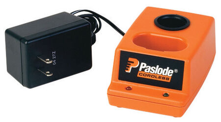 Paslode NiCd Battery Charger 6 volts For Paslode Oval and Stick Batteries