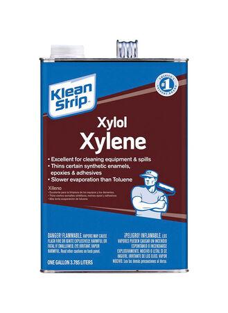 Klean Strip Xylol Xylene Paint Thinner 1 gal.