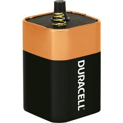 Duracell Alkaline Lantern Battery 6 volts 1 pk