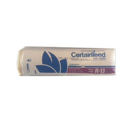 CertainTeed R13 3-1/2 x 15 Kraft Batt 125.94 sqft