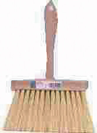 DQB Wood Brush 6-1/2 in. W Masonry 5-Row